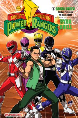 Mighty Morphin Power Rangers #2: Going Green