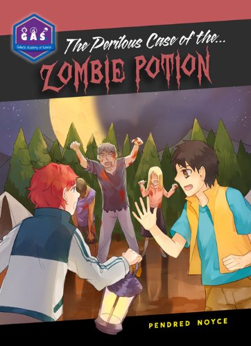 The Perilous Case of the Zombie Potion