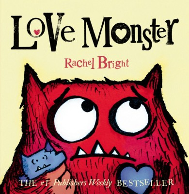 Love Monster Board Book