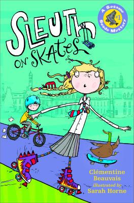 Sleuth on Skates: A Sesame Seade Mystery #1