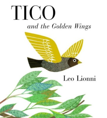 'Tico & The Golden Wings' and 'Geraldine The Music Mouse' at The Eric Carle Museum of Picture Book Art