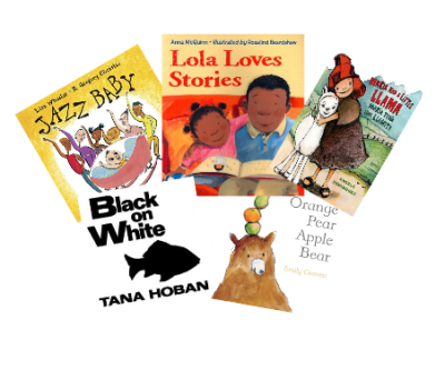 All Hail Picture Book Month!