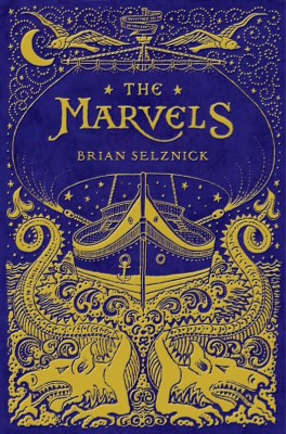 Scholastic to Publish Bestselling and Award-Winning Author/Artist Brian Selznick's 'The Marvels' in September 2015