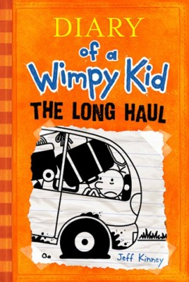 Diary of a Wimpy Kid: 'The Long Haul' Races to the Top of Bestseller Lists