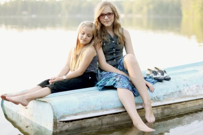 Lennon & Maisy to Write a Picture Book Together
