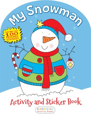 My Snowman Activity and Sticker Book