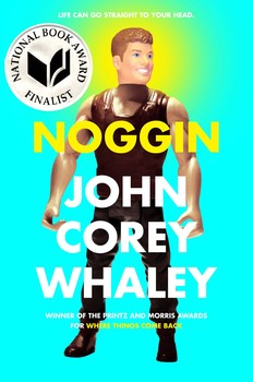 John Corey Whaley Talks About The Influences Behind 'Noggin'