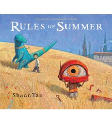 Shaun Tan Talks About His Creative Process for 'Rules of Summer'