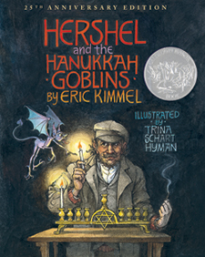 25th Anniversary of 'Hershel and the Hanukkah Goblins'