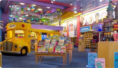 Scholastic Announces Plans To Create New Retail Space At 557 Broadway