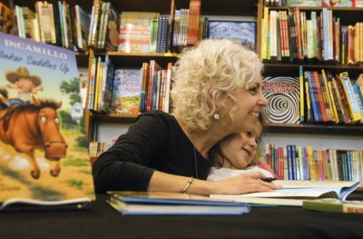 Kate DiCamillo Named 'Star Tribune' Artist of the Year