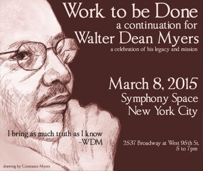 A Celebration of Walter Dean Myers at Symphony Space