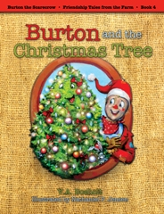Burton and the Christmas Tree