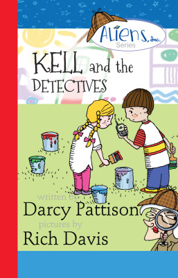 Kell and the Detectives, The Aliens, Inc. Series, Book 4
