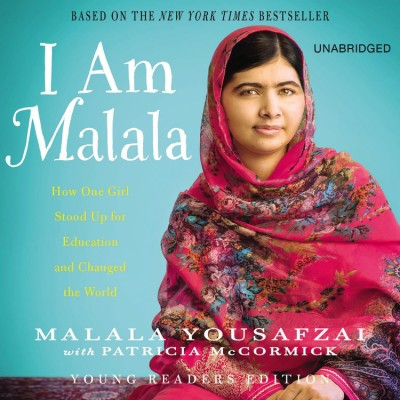 'I Am Malala' Audiobook Wins Grammy Award