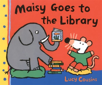 Lucy Cousins on Maisy's World