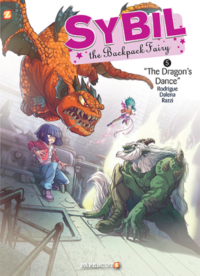 Sybil the Backpack Fairy #5: The Dragon's Dance
