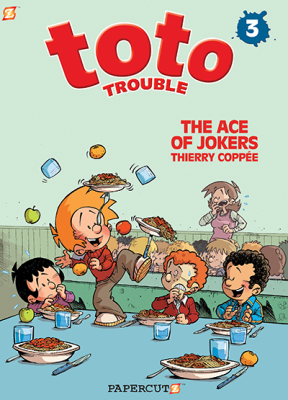 Toto Trouble #3: The Ace of Jokers
