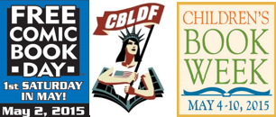 Free Comic Book Day Kicks Off 96th Annual Children's Book Week Celebration!