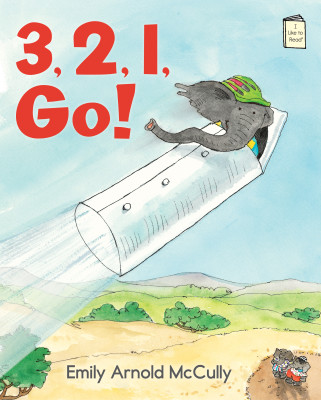 3, 2, 1 GO!: An I Like to Read® book