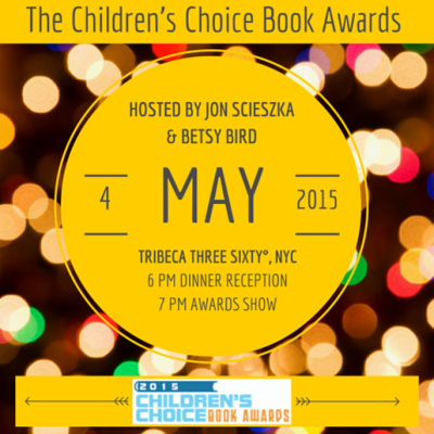The 2015 Children's Choice Book Awards Ceremony
