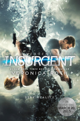 HarperCollins Teams With Twitter to Promote 'Insurgent' Movie Tie-In Edition
