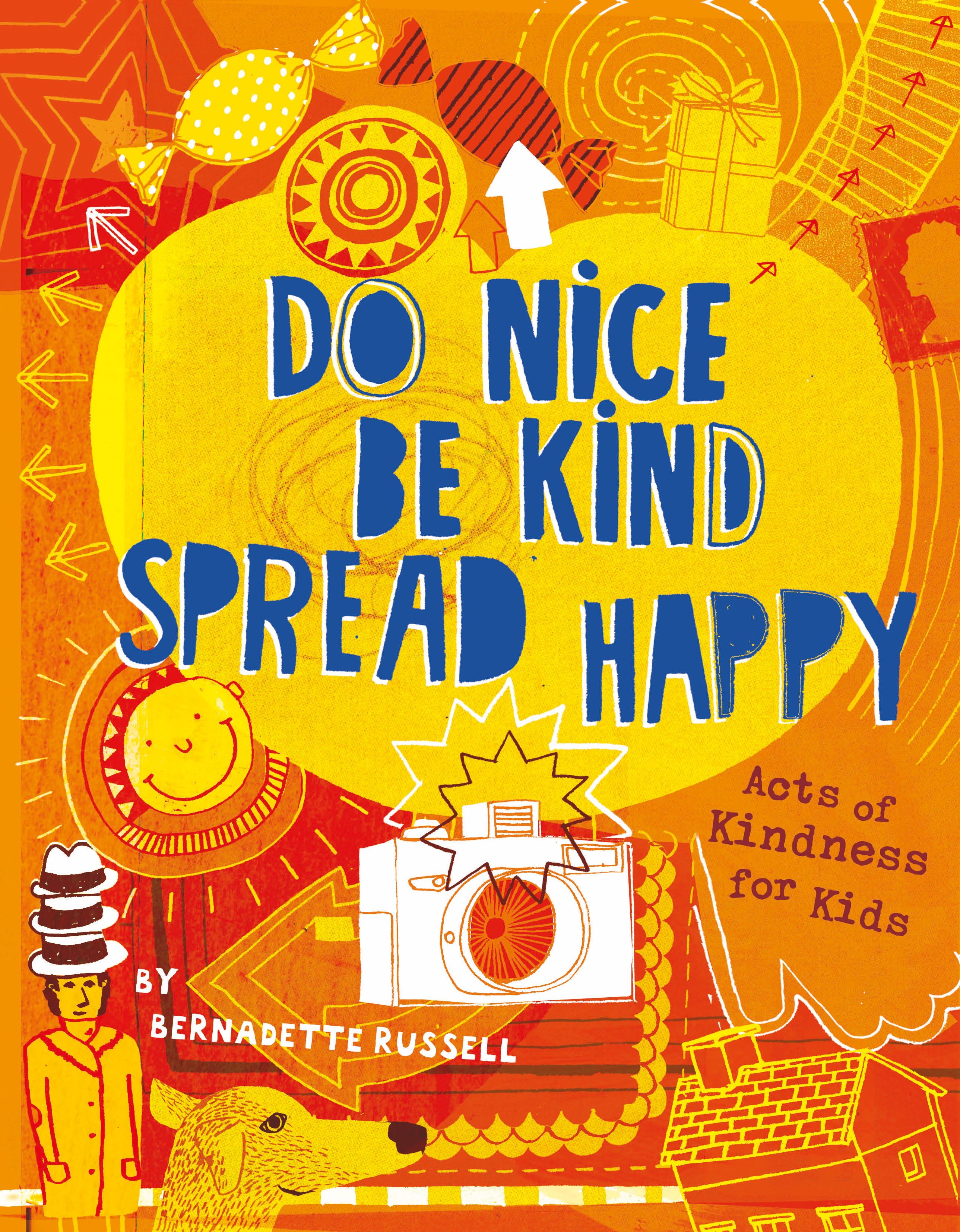 Do Nice Be Kind Spread Happy