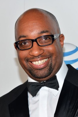Houghton Mifflin Harcourt Signs Four Book Deal with Newbery Medalist Kwame Alexander
