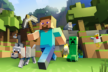 HarperCollins Children's Books Acquires Fan Fiction Minecraft-Inspired Trilogy by Teen Author Sean Fay Wolfe