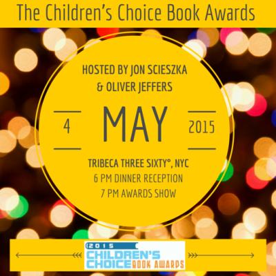 The 2015 children s choice book awards ceremony children s book