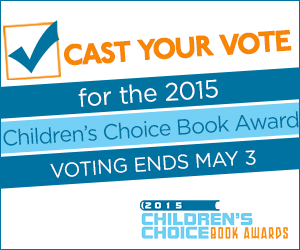 Vote for the 8th Annual Children's Choice Book Awards!