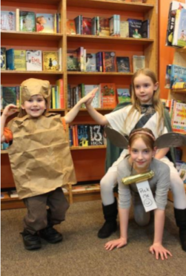 Discover Children's Book Week Activities and Event Ideas!