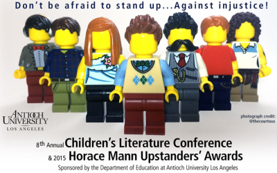 8th Annual Children's Literature Conference & Horace Mann Upstander Awards