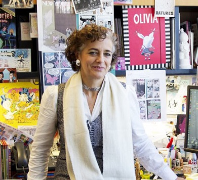 Founder of TOON Books Françoise Mouly on Comics and Visual Literacy