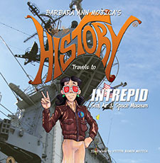 Little Miss HISTORY Travels to INTREPID Sea, Air & Space Museum