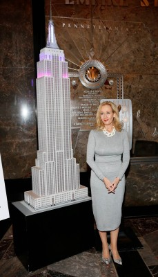 J.K. Rowling Lights Up the Empire State Building to Launch Her Children's Non-Profit Organization, Lumos USA
