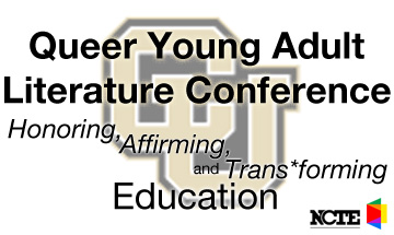 Queer Young Adult Literature Conference