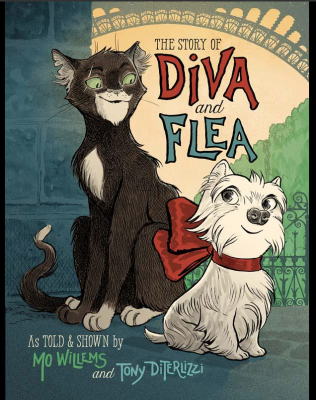 Mo Willems & Tony DiTerlizzi Collaborate On a Picture Book