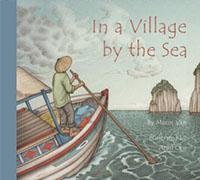#DrawingDiversity: 'In a Village by the Sea' by Muon Van, illustrated by April Chu