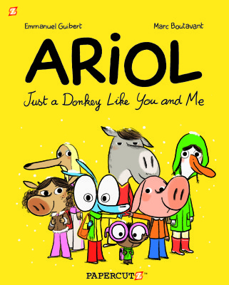 "Ariol Vol. 1 ""Just a Donkey Like You and Me"""