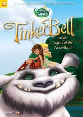 "Disney Fairies #17 ""Tinker Bell and the Legend of the Neverbeast"""