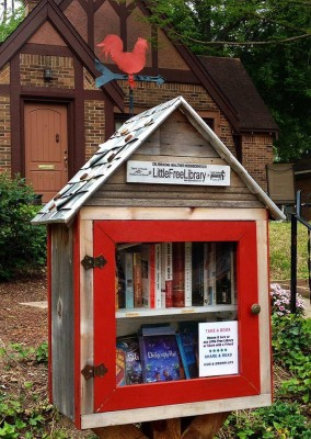 Little Free Library® Announces Worldwide Book Drive for Children's and Young Adult Books At Its 25,000 Locations