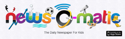 News-O-Matic Daily News App Is Just for Kids