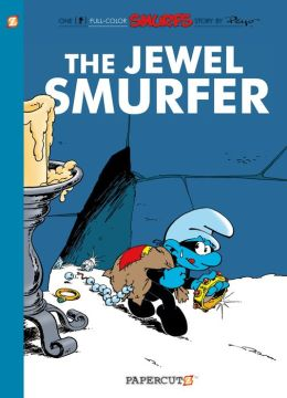 "Smurfs #19: ""The Jewel Smurfer"""
