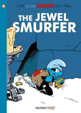 "Smurfs #19: ""The Jewel Smurfer"""