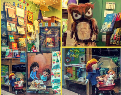 Bookstores: Enter the Children's Book Week Display Contest and Win an Author Visit!