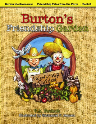 Burton's Friendship Garden