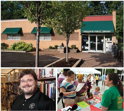 Ferguson Municipal Public Library Named 2015 Library of the Year