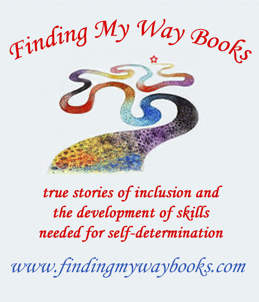 Finding My Way Books