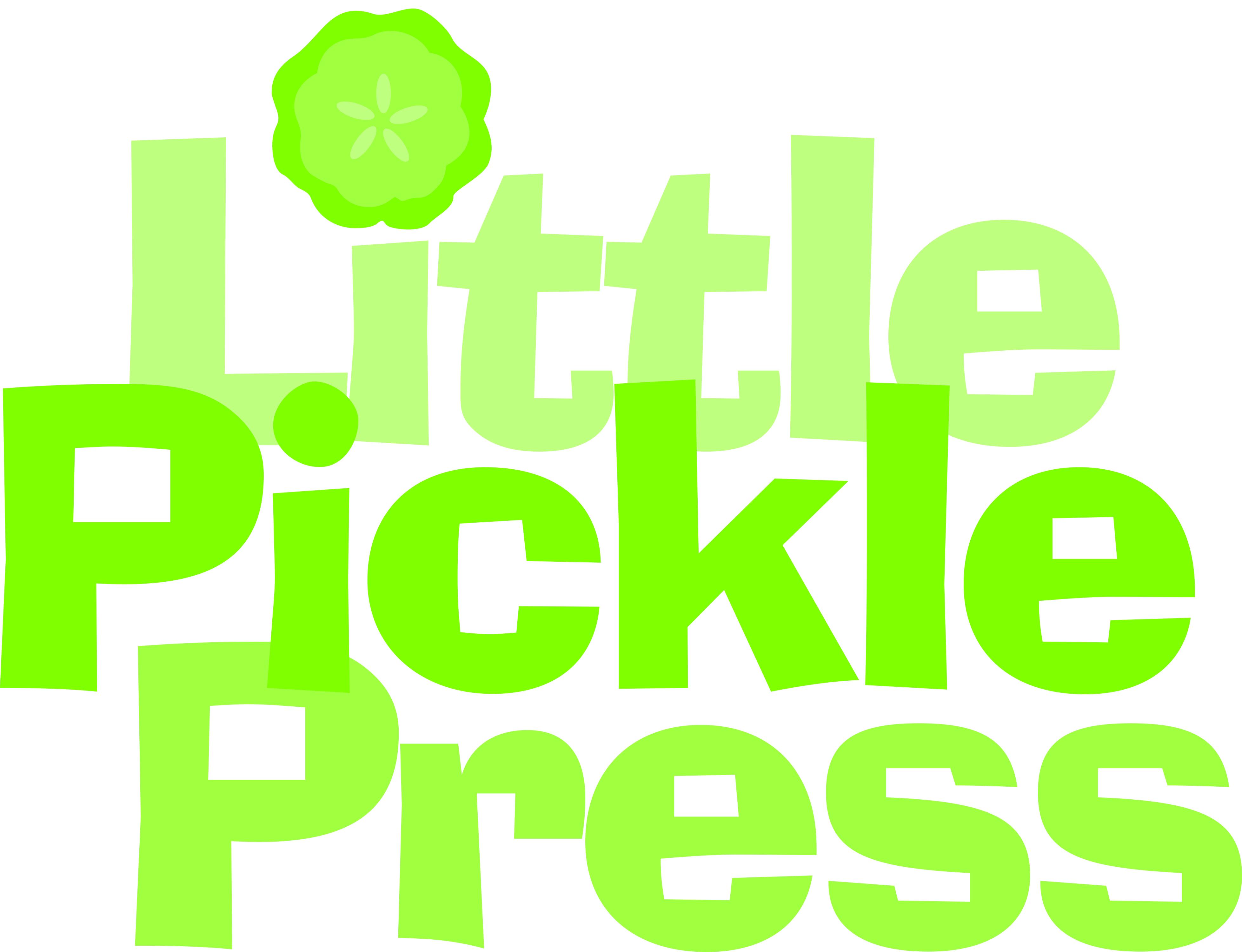 Little Pickle Press